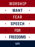 For Freedoms x Four Freedoms